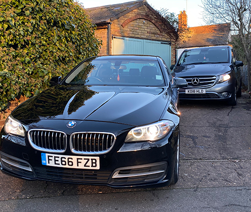 Alans Airport Cars Wedding Cars Stress Free Day